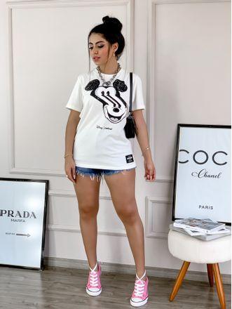 Camiseta-Estampada-Slim-Mikey-Disney-Colcci