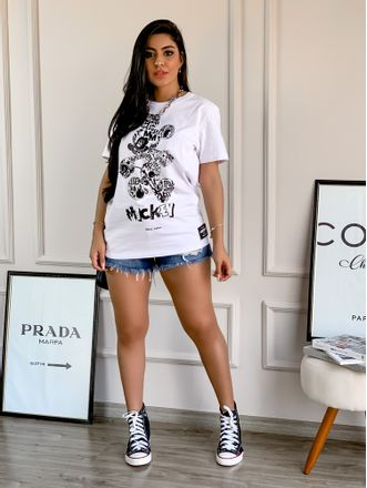 Camiseta-Estampada-Mikey-Stay-True-Colcc