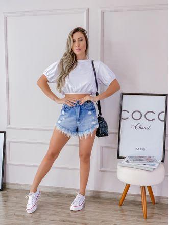 Camiseta-Colcci-Branco-Loose