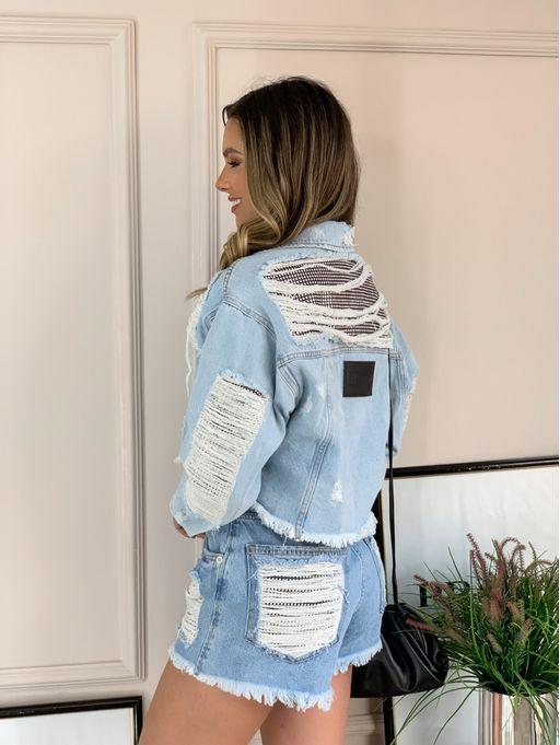 Jaqueta-Jeans-Comfort-Cropped-Manga-Longa-Lanca-Pe