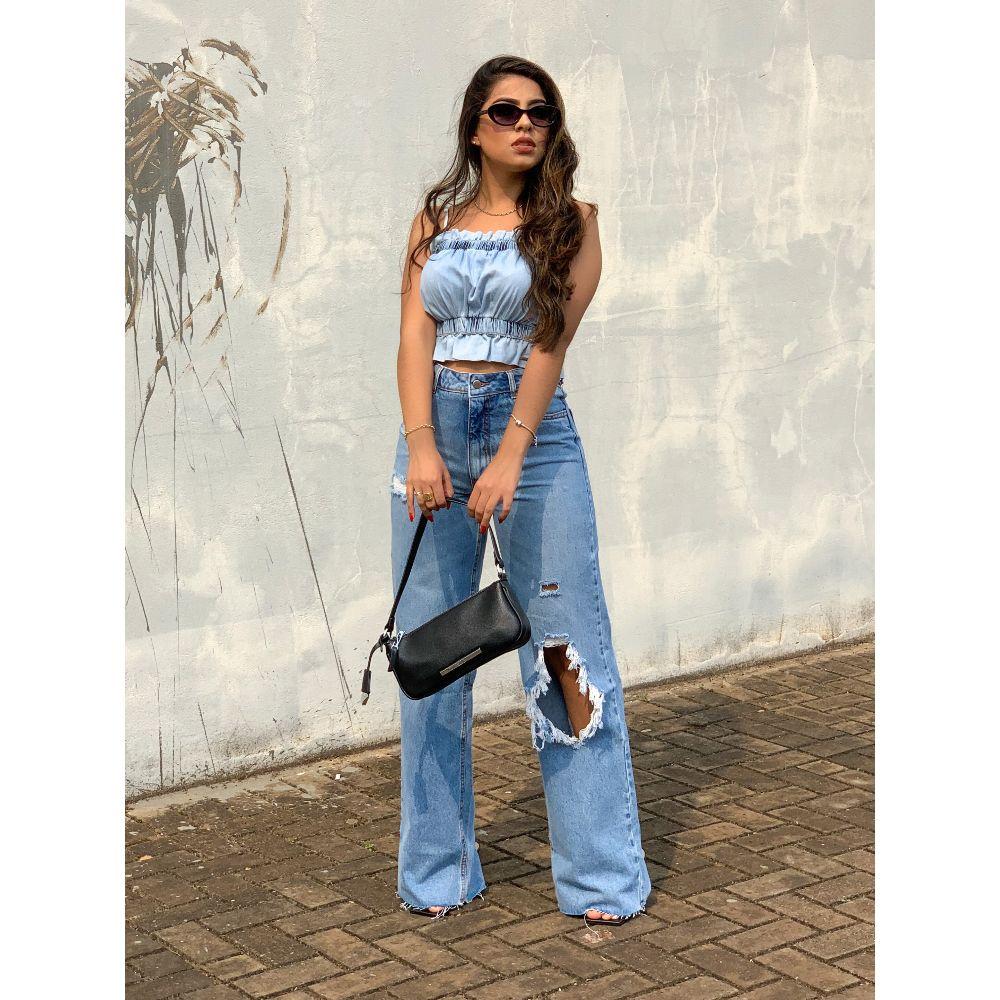 Blusa-Jeans-Indigo-Comfort-Colcci