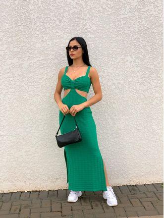 Vestido-Midi-Tricot-Adaline-Verde