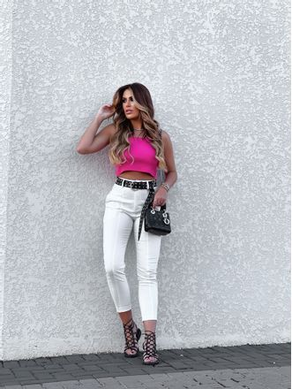 Cropped-Modal-Tricot-Pink-Louise