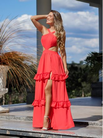 Vestido-Nagila-Coral-Aline-Mezzari-Brand